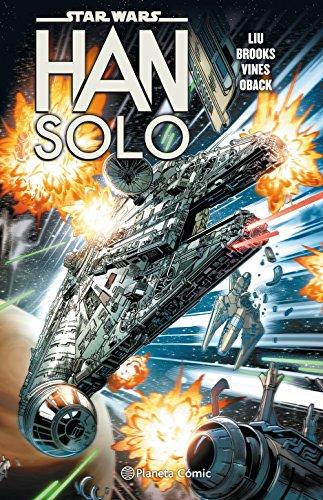 Star Wars Han Solo Tomo (Star Wars: Cómics Tomo Marvel)