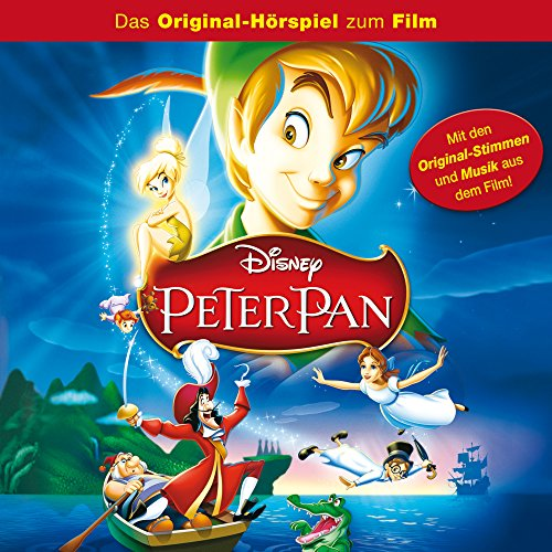 Peter Pan (Das Original-Hörspiel zum Film)