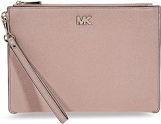 Michael Kors Clutch for Women- Pink