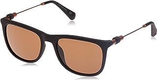 نظارة شمسية بتصميم مربع للجنسين من كالفن كلاين، CKJ507S-002