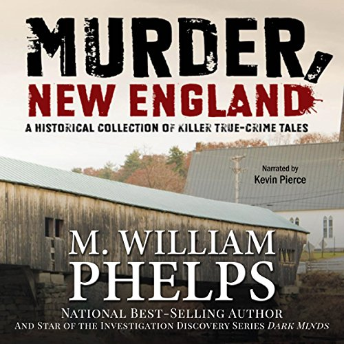 Murder, New England cover art