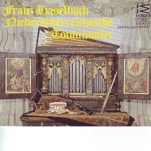Bläserensemble des Niederösterreichischen Tonkünstlerorchesters, Franz Haselböck, Alfred Hertel & Elisabeth S