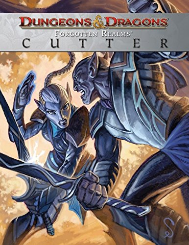 Dungeons & Dragons: Cutter (English Edition)