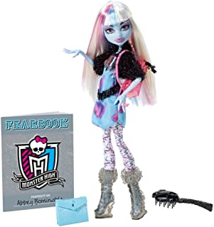 abbey bominable collector doll