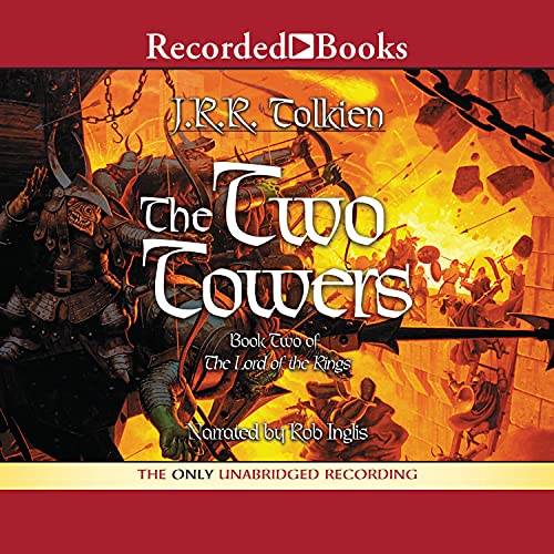 The Two Towers Audiobook By J. R. R. Tolkien cover art