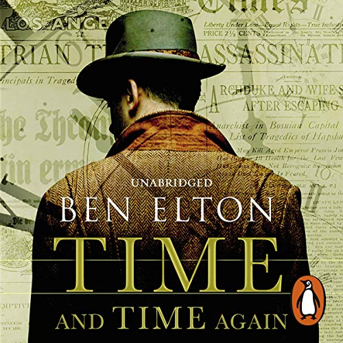 Couverture de Time and Time Again
