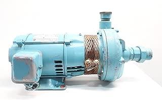 BELL & GOSSETT 1531 1.5AB5.37BFSS Centrifugal Pump 1-1/2X2-5.37IN 90GPM D606812