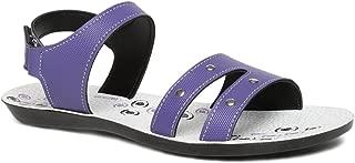 PARAGON SOLEA Women's Purple Sandals