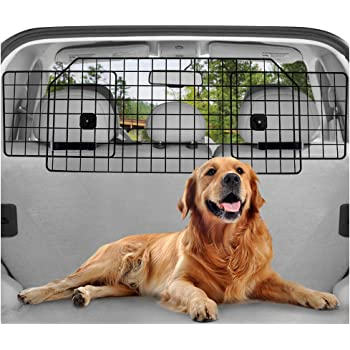 Adjustable Tube Headrest Dog Guard Barrier For FORD GRAND TOURNEO CONNECT 13-ON