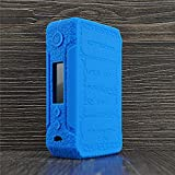 Xixnor Silicone Case for VOOPOO Drag 2 177W Sleeve Cover Sheild Skin Wrap (Darkblue)