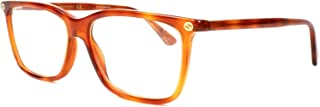 GG0094O Plastic Rectangular Eyeglasses 2 Sizes