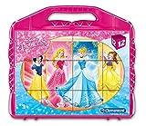 Clementoni 41181.8 Disney Princesses Würfelpuzzle