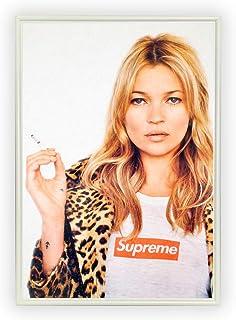 Aroma of Paris アートポスター おしゃれ インテリア 北欧 モノクロ アート #043 A1 ホワイトフレーム