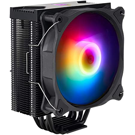 Noua Air Cooler 4 Heat Pipes Computers Accessories