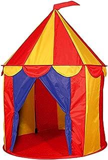 HIPOLOTUS Princess Castle House Kids Outdoor Toy Patio Indoor Play Tent Hexagon Gazebo-Circus