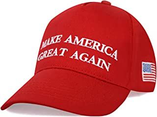Make America Great Again Donald Trump Slogan Embroidered USA Baseball Caps MAGA Cap