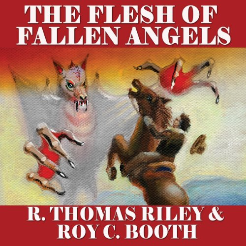 The Flesh of Fallen Angels  By  cover art