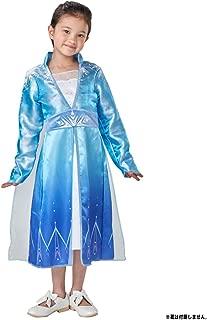 【国内販売正規品】 ディズニー アナと雪の女王2 プレミアムおしゃれドレス エルサ 100~110cm