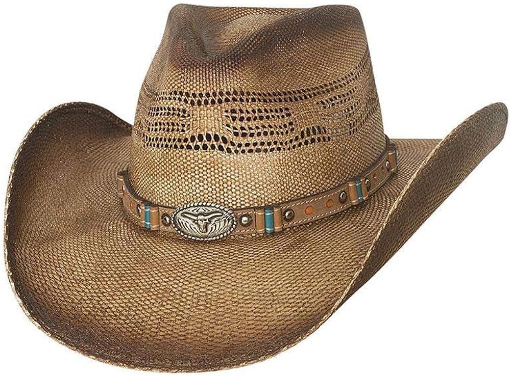 Bullhide Hats Women's Craving You Straw Western Cowboy Hat