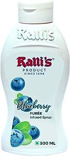 Ralli's Blueberry Fruit Puree