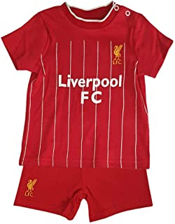 Liverpool FC Baby Unisex Shirt & Short Set