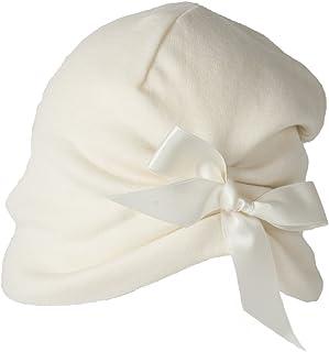 SUPERYELLOW Women's Beanie in Merino Wool with Bow