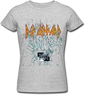 TOGEB STYX logo Lady Short T-shirt young T-Shirts Gray