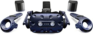 HTC VIVE Pro Kit (HMD Headset w/ Controllers & Base Station sensors )