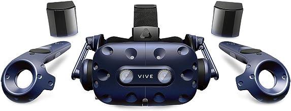 HTC VIVE Pro Kit (HMD Headset w/ Controllers & Base Station sensors )