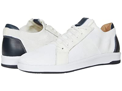 Florsheim Crossover Knit Lace To Toe Sneaker