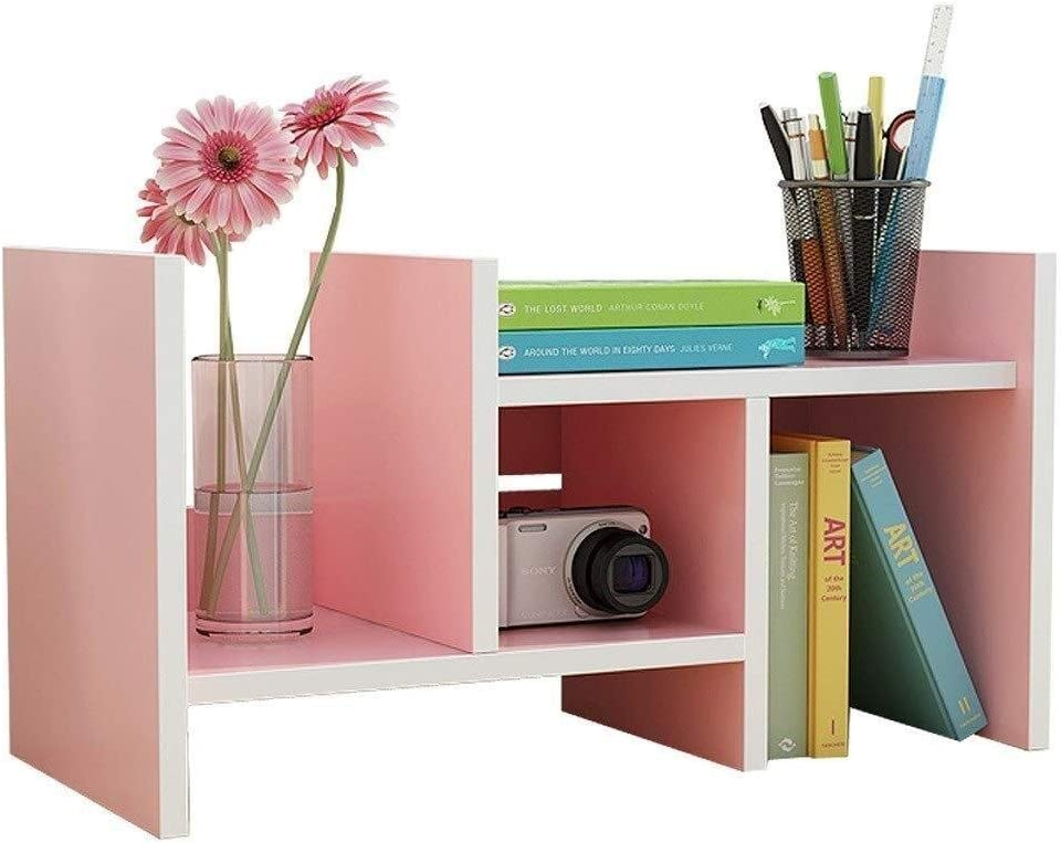 PANYFDD Flower 2021new shipping free shipping Stand Simple Table Bo Desktop Small Student Shelf 5 ☆ very popular