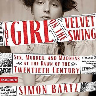 The Girl on the Velvet Swing cover art