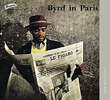 Byrd In Paris
