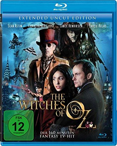 Die Hexen von OZ (TV-Zweiteiler) (Extended Uncut Edition) [Blu-ray]