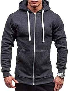 Activewear Athleisure Spirio Mens Casual Drawstring Contrast Color Pullover Hoodies Sweatshirts Sportwear
