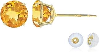 Best 18k gold citrine earrings Reviews