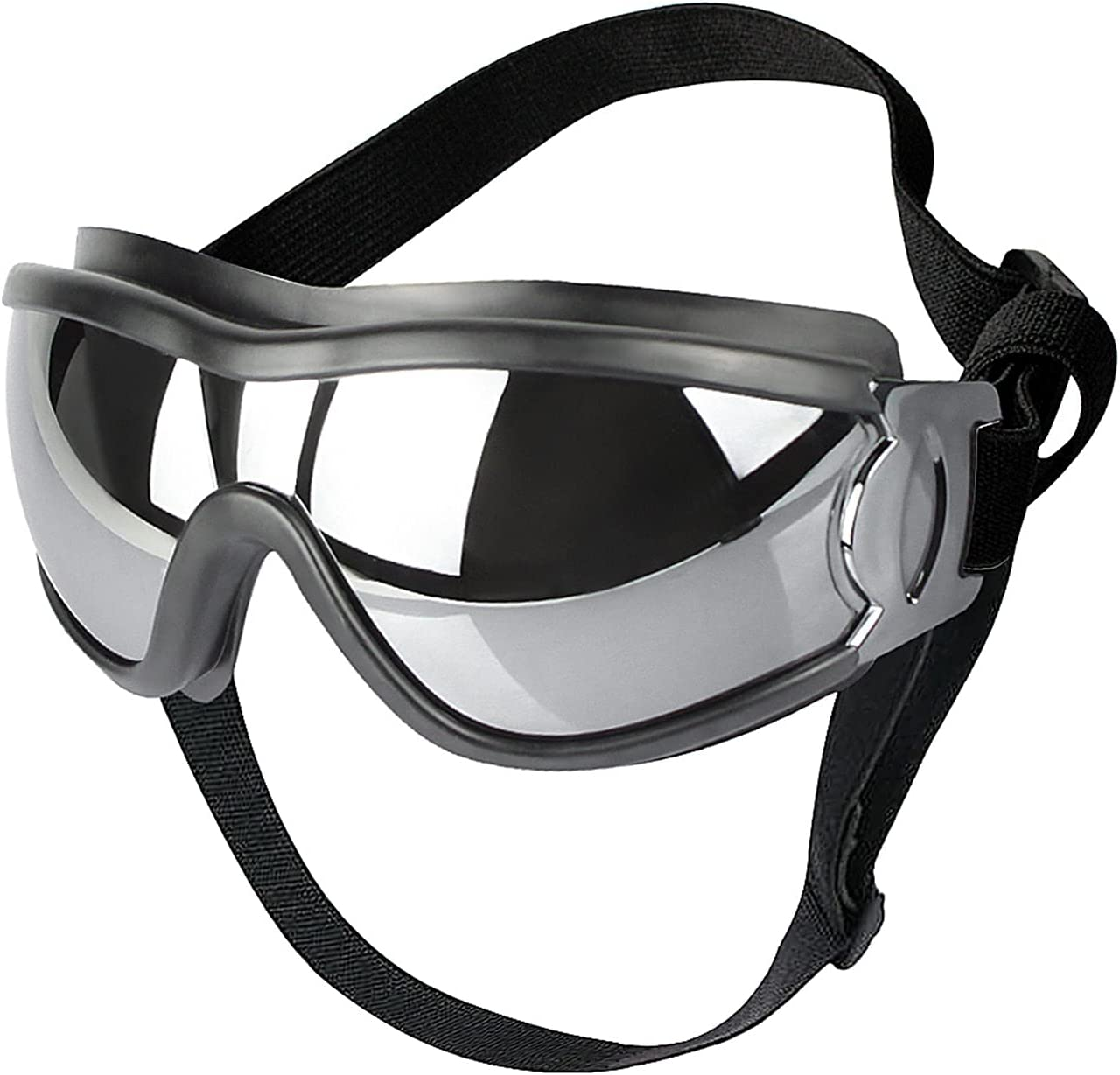 Dog Goggles Medium or Large Anti-UV Ranking TOP6 Indianapolis Mall Waterproof Sunglasses Wi