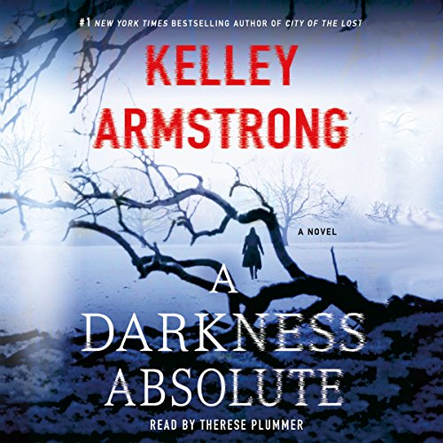 A Darkness Absolute audiobook cover art