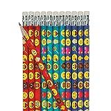 Emoji Pencil - Stationery - Pencils - #2 lead - 24 Pieces