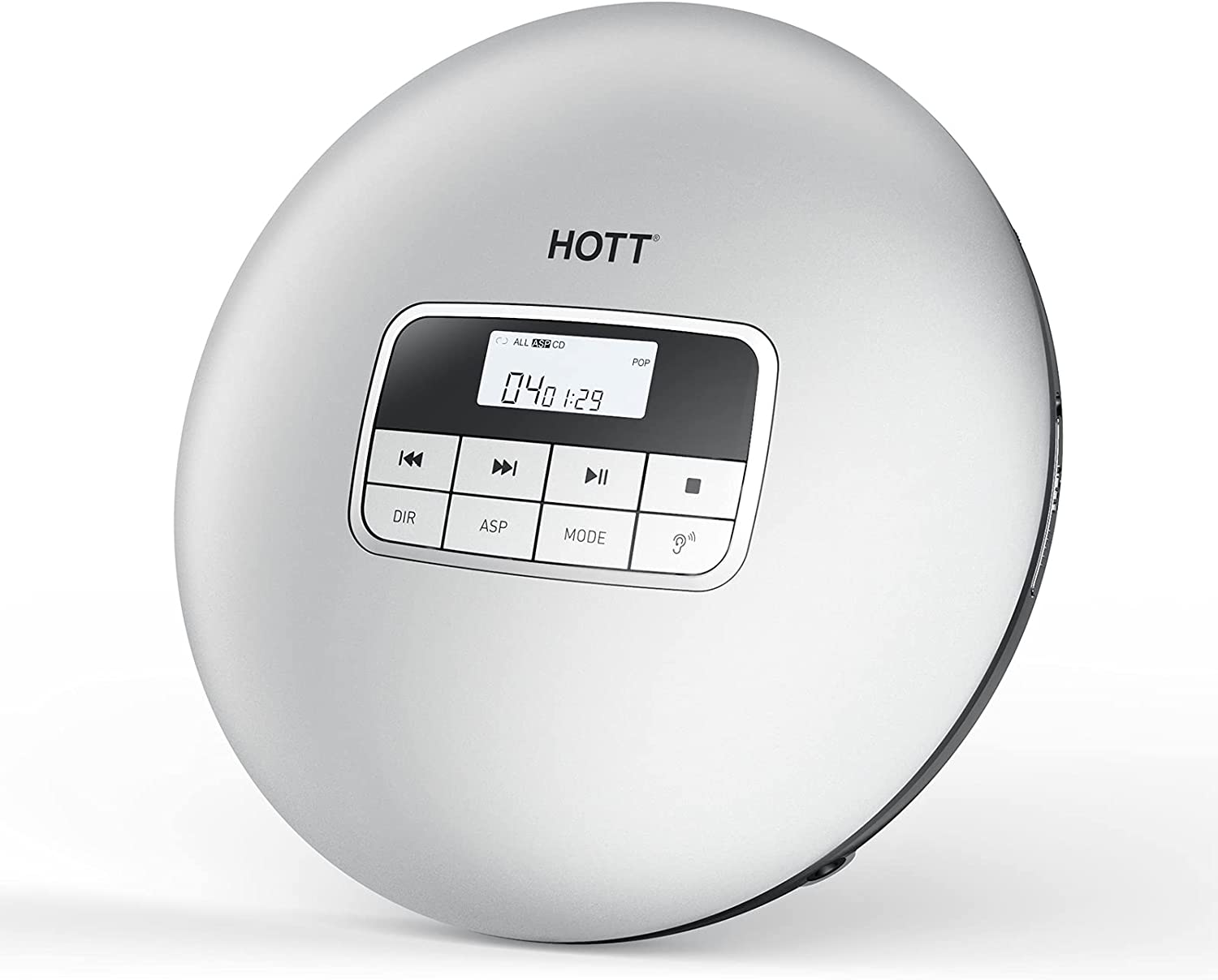 Save money HOTT CD511 Portable Excellence CD Player with Personal H Compact