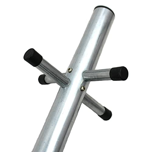DJM Direct 2 Part Heavy Duty Clothes Post Washing Line With Socket