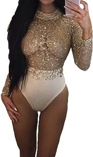 rose gold lace bodysuit