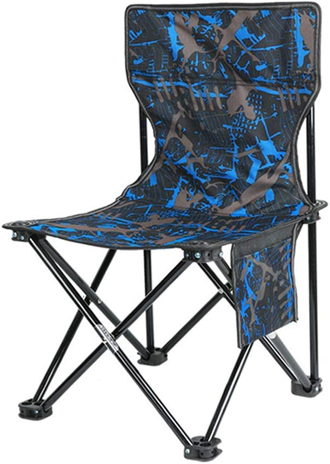 Portable Folding Chair, Camp Travel Chair, Light Weight Folding Camping Chair Garden Seat for Fishing BBQ Picnic Beach.