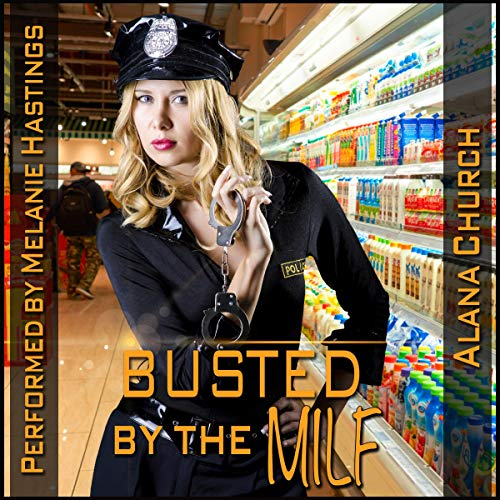 Couverture de Busted by the MILF