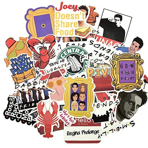 34 Stks Leuke Creatieve Badge Diy Decoratieve Sticker Cartoon Notebook Telefoon Familie Tuin Doodle Fiets Motorfiets Skateboard Koffer Helm