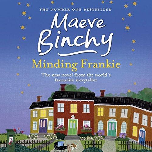 Minding Frankie cover art