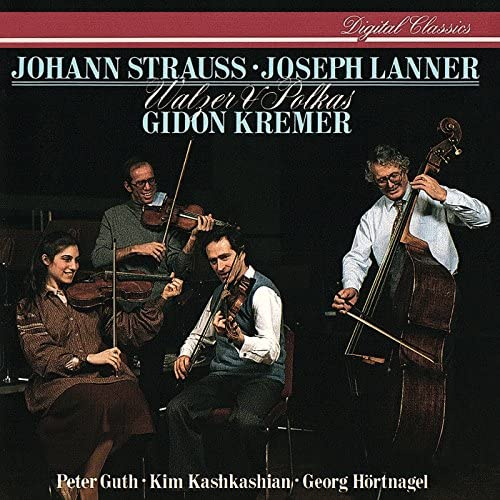 Gidon Kremer, Peter Guth, Kim Kashkashian & Georg Maximilian Hörtnagel