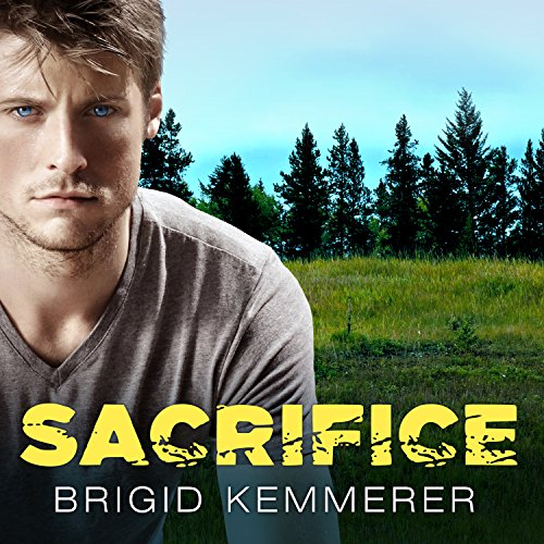 Sacrifice audiobook cover art