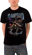 Pantera T Shirt de los hombres Vintage cowboys from hell album nuevo Oficial