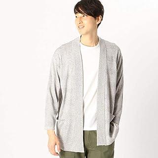 (コムサ イズム) COMME CA ISM 【セットアイテム】 麻混ニット羽織+Tシャツ 47-72KL12-109